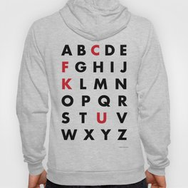 Learn your ABC Hoody