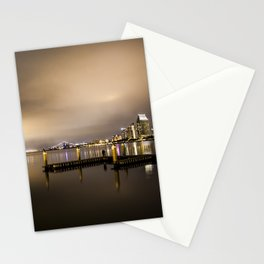 one night in san diego Stationery Cards