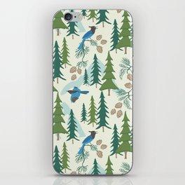 Sierra Forest iPhone Skin