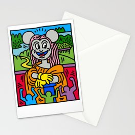 Lisa Mouse Stationery Cards