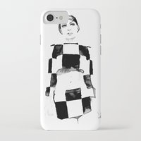 mod iPhone & iPod Cases featuring Mod by Sarah Maltas