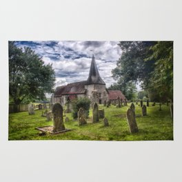 St Mary Barcombe Rug