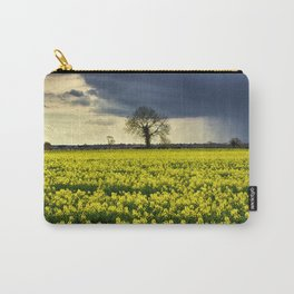 Winter Passing Carry-All Pouch