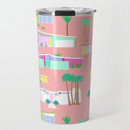 Palm Springs Houses Travel Mug