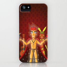 Hedonist iPhone Case