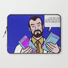 Doctor Krieger Lichtenstein Laptop Sleeve