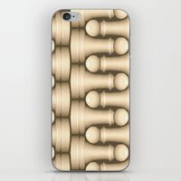 chess iPhone & iPod Skins featuring Chess by Kippy