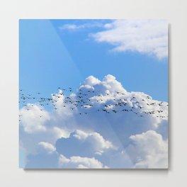 Migration || Metal Print