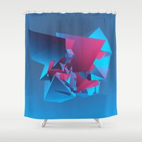 witchcraft Shower Curtains featuring Witchcraft by George Smith 3