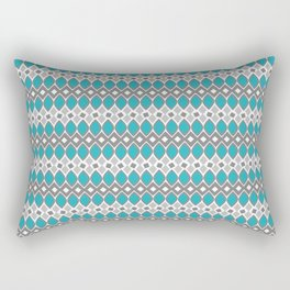 Lucia - The Mekana Isle Collection Rectangular Pillow