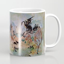 Dragon Hills Coffee Mug