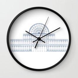 The Crystal Palace Wall Clock