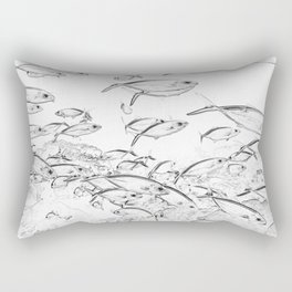 fishfish Rectangular Pillow