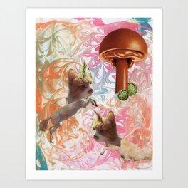 """Imagination Station"" Art Print"