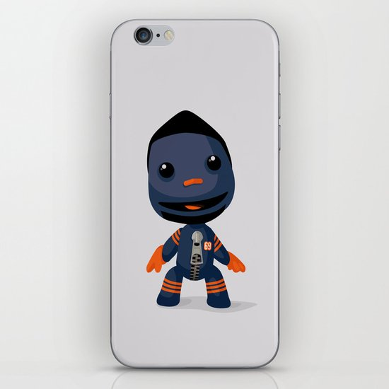 Sackboy (Henry Melton) iPhone & iPod Skin