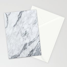 Gray Marble #2 Stationery Cards