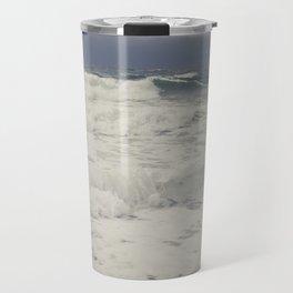 rough sea Travel Mug