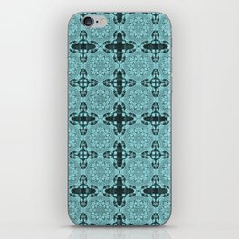 Island Paradise Abstract iPhone Skin