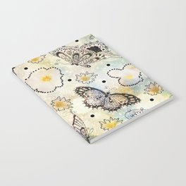 Butterfly In the Sky Notebook