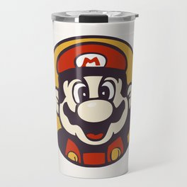 Mario Peace Travel Mug