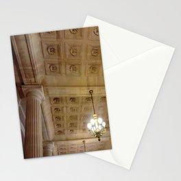 Grand théâtre de Bordeaux 3- inside the opera house Stationery Cards