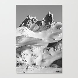 Mt.Fee Landscape series, Whistler BC Canada #5 of 5 Canvas Print