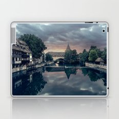 Nuernberg at Dusk Laptop & iPad Skin