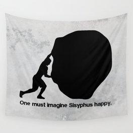 Camus - Sisyphus Wall Tapestry