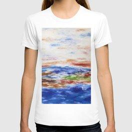 De la terre T-shirt