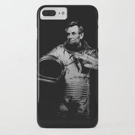 Astronaut Abe iPhone Case