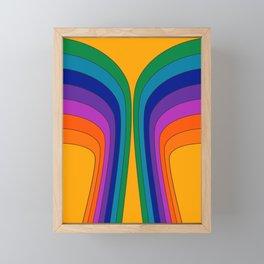 Summertime Wing Framed Mini Art Print