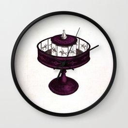 Praxinoscope - Wonderful Inventions Wall Clock
