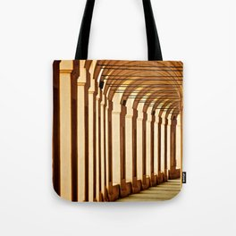 Portico di San Luca Tote Bag