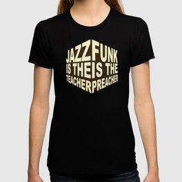 Jazz Funk Cube T-shirt