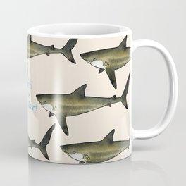 Silky Shark Coffee Mug