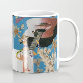 When blue was just a color.... Coffee Mug