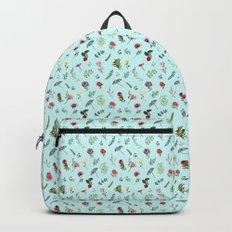 romantic flowers Backpack