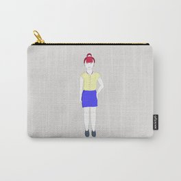 17-year-old girl Carry-All Pouch