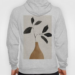 minimal plant 6 Hoody