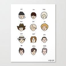 The Doctors Canvas Print