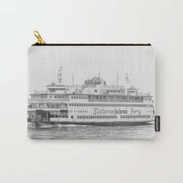 The Boat (Staten Island Ferry) Carry-All Pouch