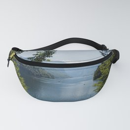 Germany, Malerblick, Mountains - Alps Koenigssee Lake Fanny Pack