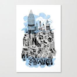 Eden Olympia Canvas Print