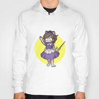 bioshock Hoodies featuring Bioshock 2 Little sister by Kurodoj