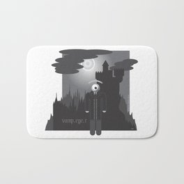 vamp.eye.r Bath Mat