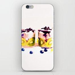 Summer Drinkin' #society6 #decor #buyart iPhone Skin