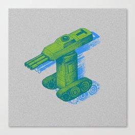 Tank T Canvas Print