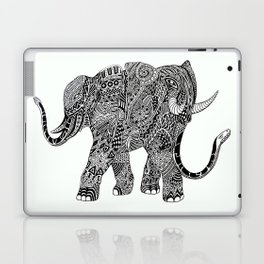 Snakelephant Indian Ink Hand Draw Laptop & iPad Skin