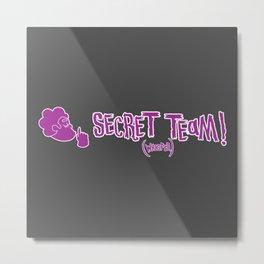 Steven Universe - Secret Team Metal Print