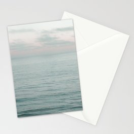 beginning of a new day Stationery Cards